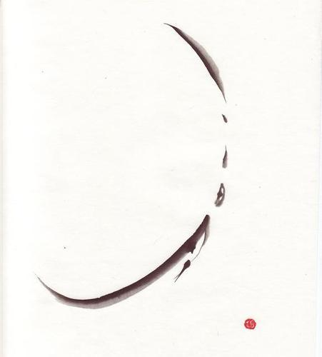 三日月-crecent moon